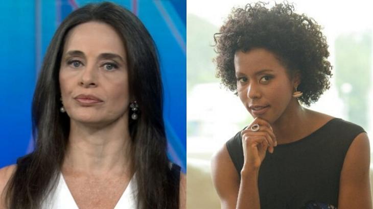 Carla Vilhena critica Maju Coutinho e revolta web: