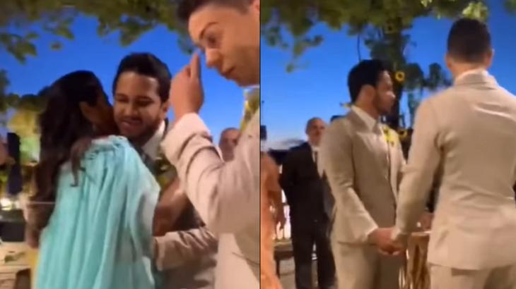 Casamento de Carlinhos Maia teria mais audiência que RedeTV! e Band se fosse exibido na TV