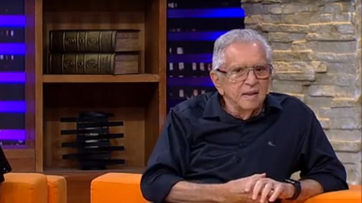 Covid-19: Saiba como está o estado de saúde de Carlos Alberto de Nóbrega