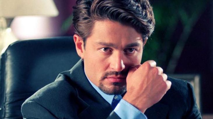 Fernando Colunga interpretou Carlos Daniel na novela