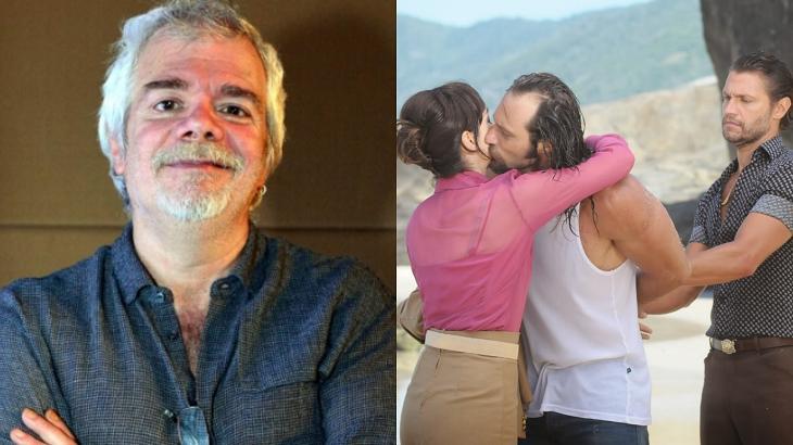 Carlos Lombardi vai voltar ao ar com Pecado Mortal - Foto: Montagem