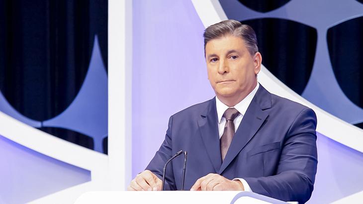 De Silvio Santos com Bolsonaro a Jojo Todynho campeã: A semana dos famosos e da TV