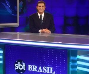 Carlos Nascimento se afasta novamente do SBT e só volta após a Copa