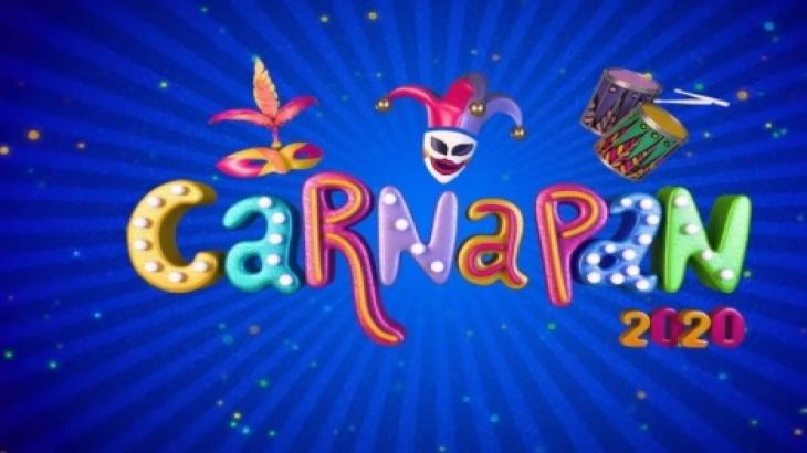 O Carnaval de 2020 da Jovem Pan - Reprodução/YouTube