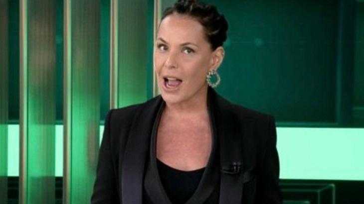 Carolina Ferraz aumenta Ibope do Domingo Espetacular em comparação com antecessora