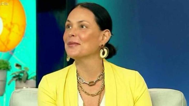 Hoje em Dia recebe Carolina Ferraz nesta sexta-feira (10) - Reprodução/Record TV