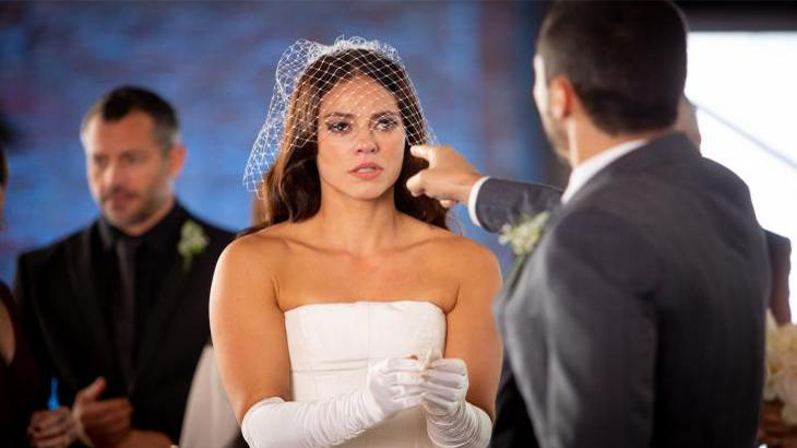 Tapas e dedo na cara: Relembre 4 casamentos da ficção que terminaram em barraco