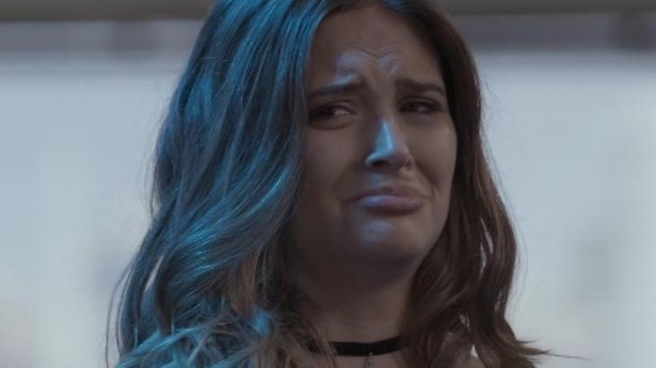 Cassandra é eliminada do concurso em Totalmente Demais - Reprodução/TV Globo