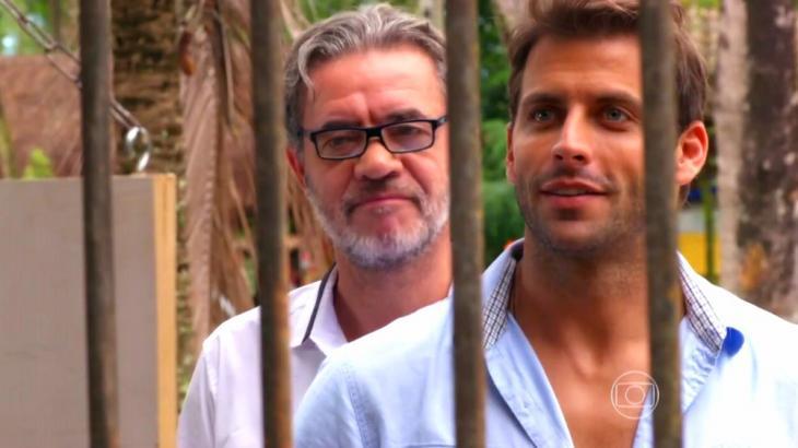 Amigos almejam nova vida na Vila dos Ventos - Divulgação/TV Globo