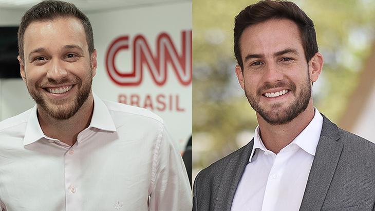 Fotos: Divulgação/CNN Brasil