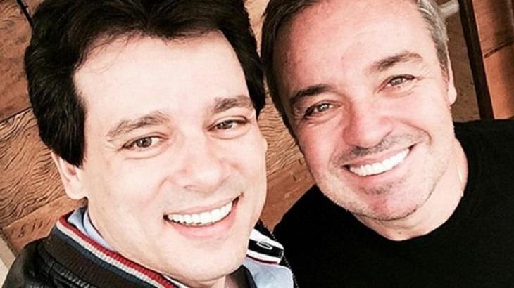 Celso Portiolli chorou com a morte de Gugu - Foto: Reprodução