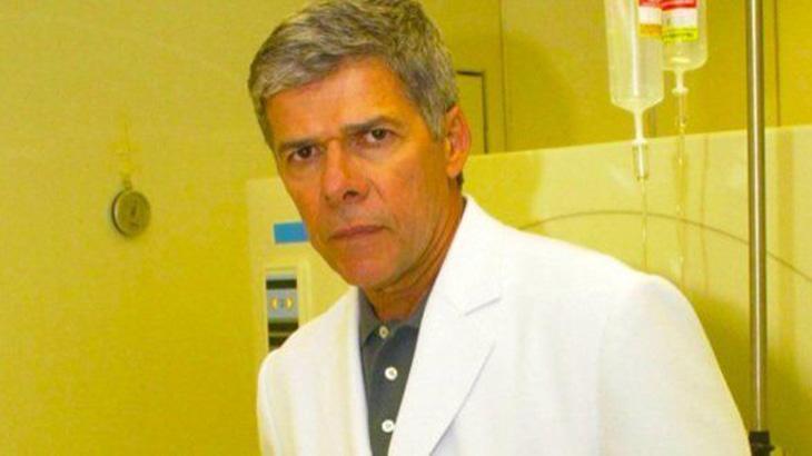 José Mayer foi o médico César em