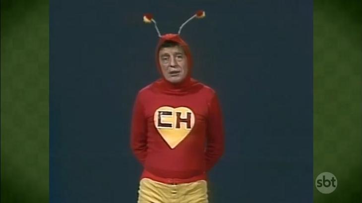 SBT surpreende fãs e exibe teaser de programa de Chespirito no último episódio de Chapolin