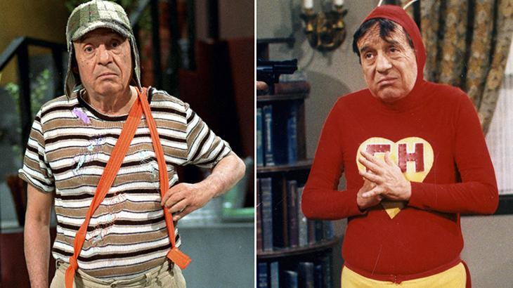 Chaves e Chapolin