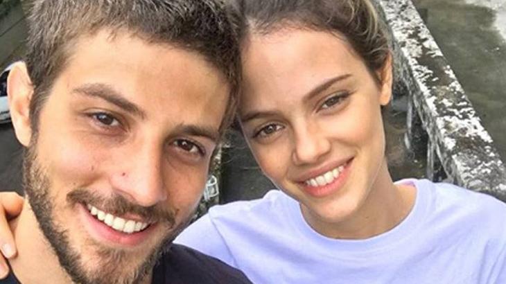 Planejando casamento, Chay Suede e Laura Neiva terminam relação de quatro anos