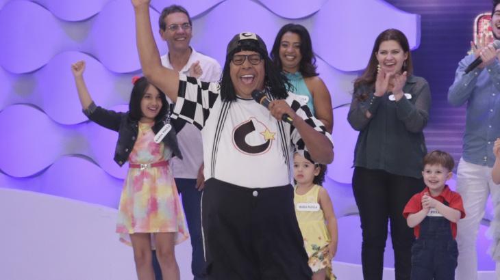 Ídolo das crianças, Chiquinho se candidata a vereador e rejeita Globo