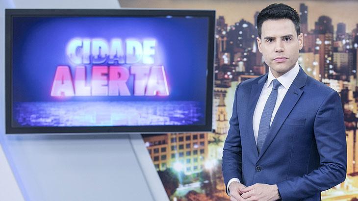 Luiz Bacci apresentará especial de fim de ano do Cidade Alerta - Divulgação/Record