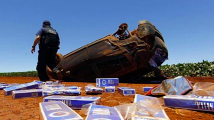 Documentário Cigarro do Crime mostra o contrabando no Brasil: