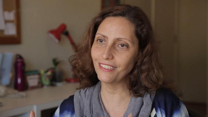A autora Claudia Souto - Foto: Divulgação/Globo