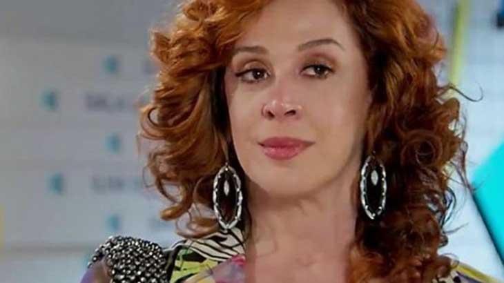 Cláudia Raia como a Lidiane de