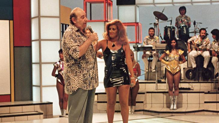 Cena de Bolinha com Rita Cadilac