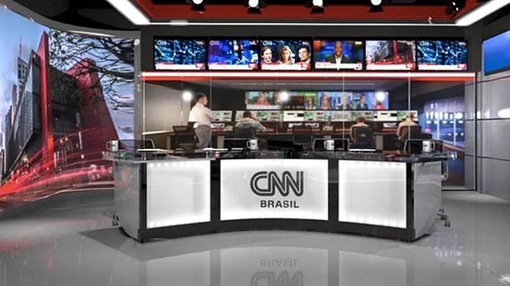 Com seis meses no ar, CNN Brasil é indicada ao Prêmio Caboré