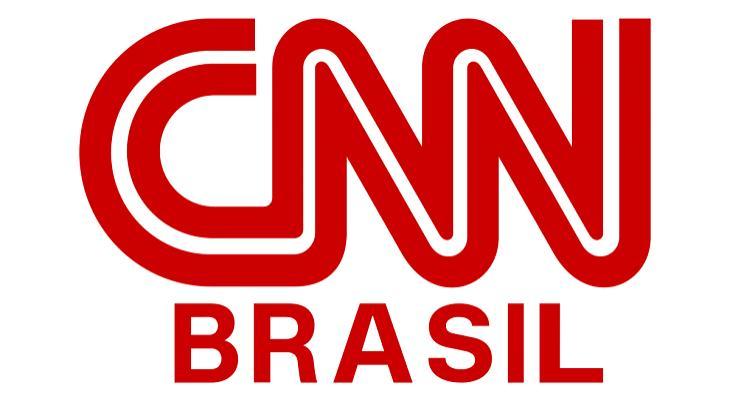 Logotipo da CNN Brasil