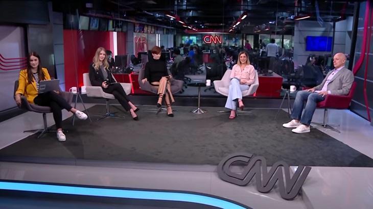 CNN Brasil desbanca GloboNews e atinge liderança de audiência no sábado
