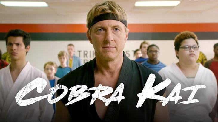 A série Cobra Kai