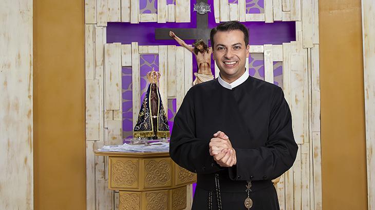 Missionário Redentorista Irmão Alan Patrick Zuccherato apresenta o