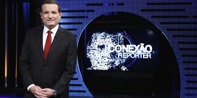 Roberto Cabrini no Conexão Repórter