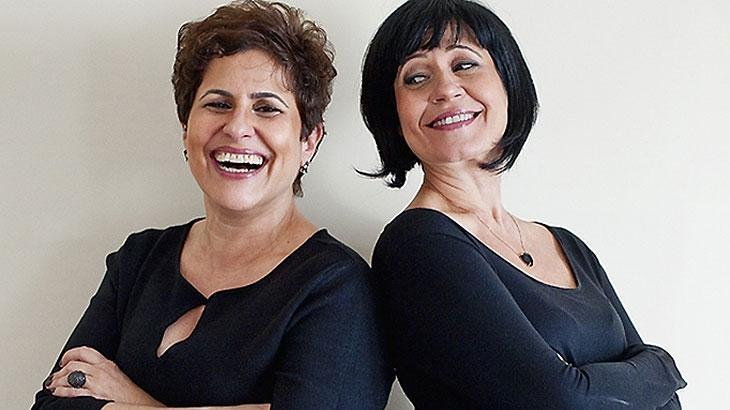 Duca Rachid e Thelma Guedes são autoras das duas novelas. Foto: Divulgação/Redes Sociais