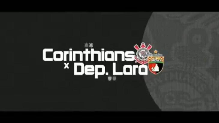 RedeTV! faz chamada do Corinthians na Copa Sulamericana - Foto: Reprodução/RedeTV!