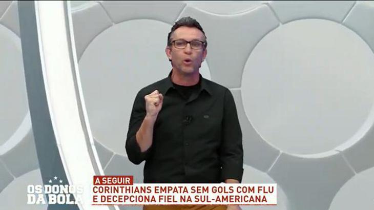 Craque Neto cita desafeto no seu programa: