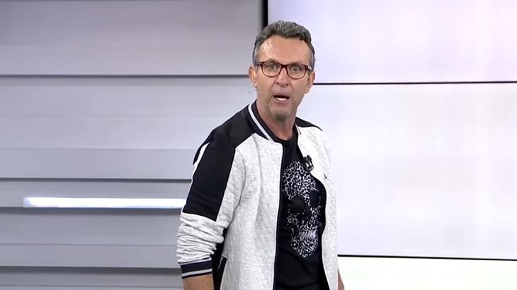 """Craque Neto detona contratação de Robinho pelo Santos: """"Condenado é condenado"""""""