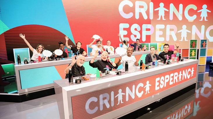 Elenco da Globo se reveza no Mesão do