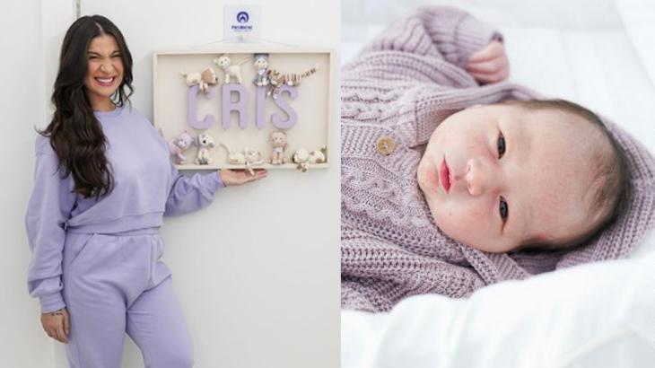 Fotos do bebê Cris, filho de Bianca Andrade, a Boca Rosa