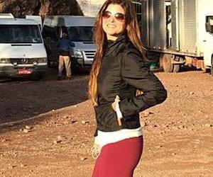 Cristiana Oliveira emagrece 20 quilos para fazer série no GNT