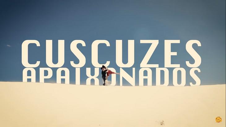 Logotipo de Cuscuzes Apaixonados