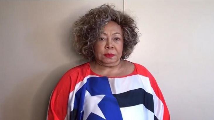 Em vídeo, Alcione se mostra indignada com comentário do presidente - Foto: Reprodução