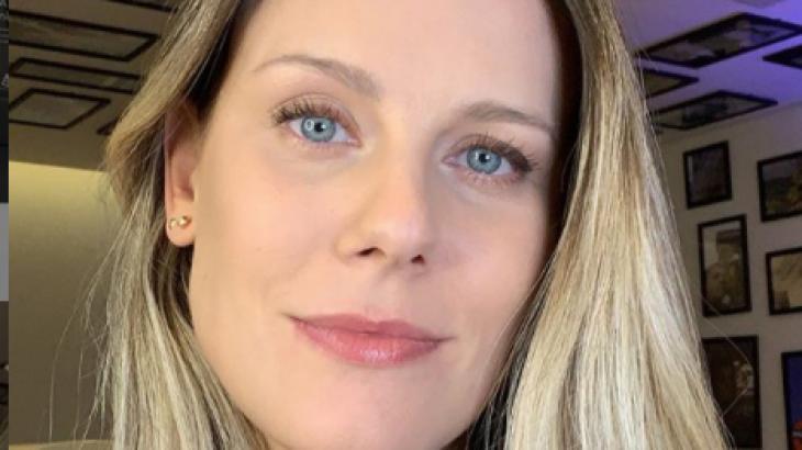Daiana Garbin é esposa de Tiago Leifert - Reprodução/Instagram