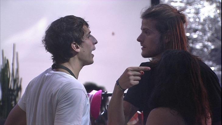 Felipe e Daniel no BBB20