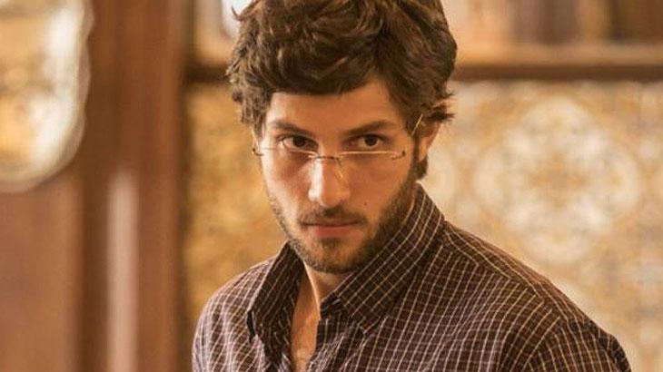 Danilo é Domênico, o filho de Lurdes - Divulgação/TV Globo