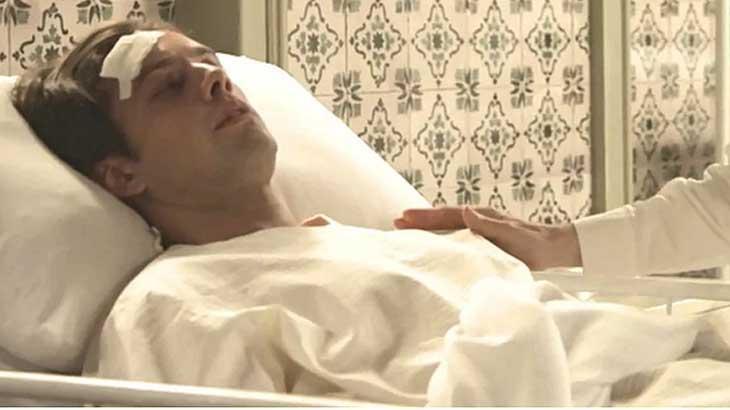 Danilo (Rafael Cardoso) foi vítima de um ataque planejado por Gustavo Bruno