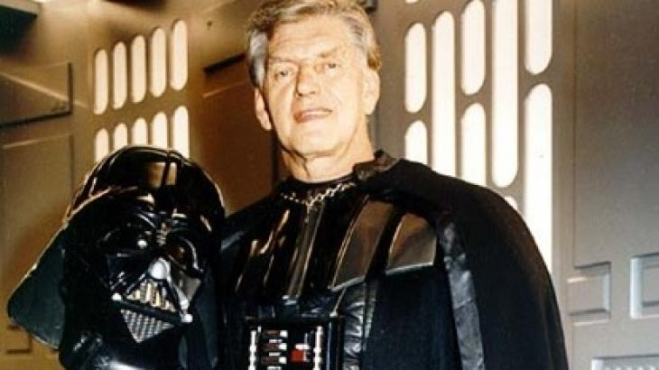 Morre David Prowse, o Darth Vader de Star Wars, aos 85 anos