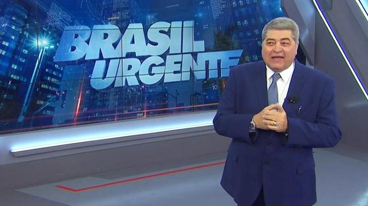 Datena no Brasil Urgente
