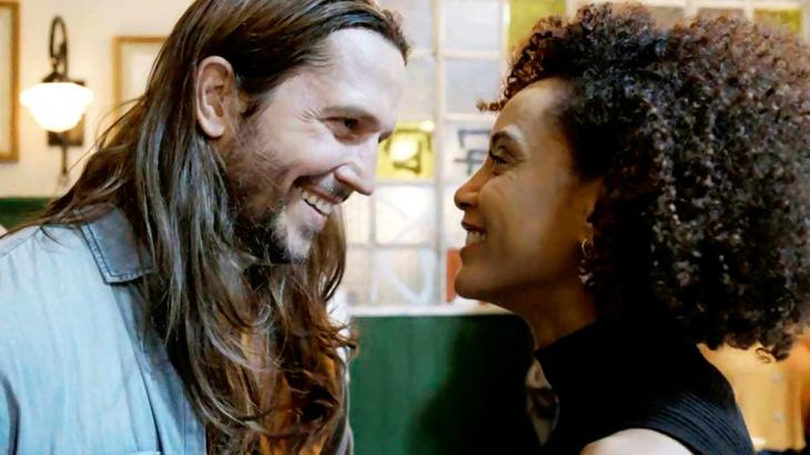 Novo casal pintando em Amor de Mãe - Divulgação/TV Globo