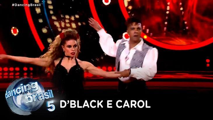 Vinicius D'Black conquista o público e ganha o