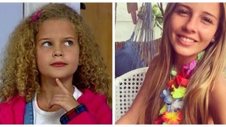 Atriz em seu antes e depois; fãs ainda lembram - Foto: Reprodução