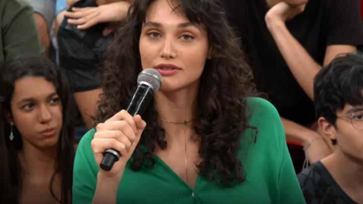 Débora Nascimento revela bullying - Foto: Reprodução